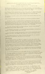 Archivo de Documentacion Puertorriqueña- Regular Meeting of the Board of Trustees
