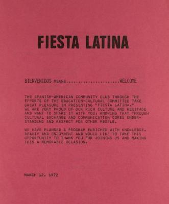 Fiesta Latina