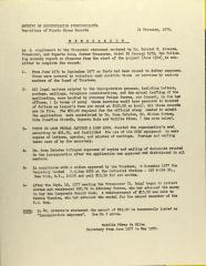 Archivo de Documentacion Puertorriqueña - Memorandum