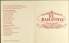El Bailoteo / The Dancing