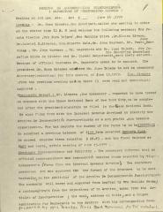 Archivo de Documentacion Puertorriqueña - Meeting Minutes