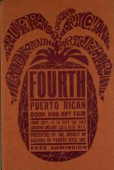 Fourth Puerto Rican Book and Art Fair