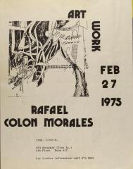 Rafael Colon Morales - Art Work
