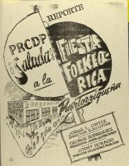 Puerto Rican Community Development Project Report