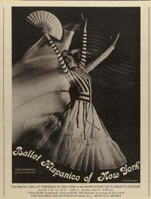 Ballet Hispanico of New York