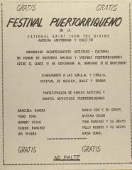Festival Puertorriqueño