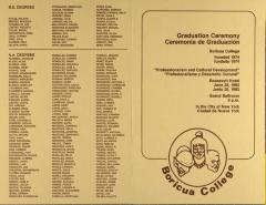 Boricua College - Graduation Ceremony