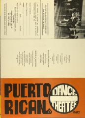Puerto Rican Dance Theater, Inc.