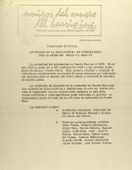Aspectos de la Esclavitud En Puerto Rico / Aspects of Slavery in Puerto Rico