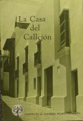 La Casa de Callejón de San Luis Rey
