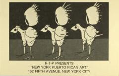 "R-T-P Presents ""New York Puerto Rican Art"""