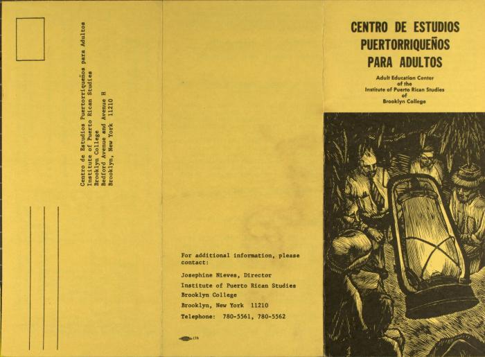 Centro de Esudios Puertorriqueños Para Adultos