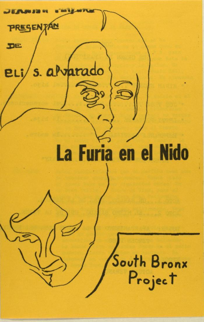 La Furia En El Nido / The Fury In The Nest