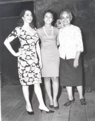 Miriam Colón (center) with Puerto Rican Traveling Theatre's production of La Carreta (The Oxcart)