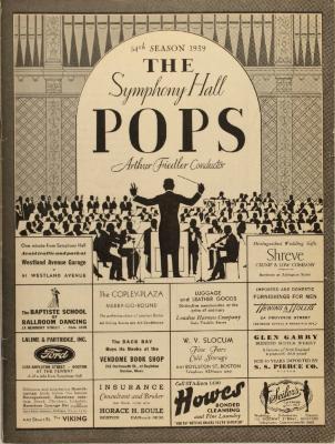 The Symphony Hall Pops