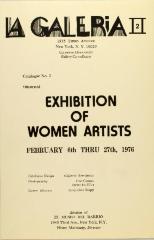 Exhibition of Women Artists