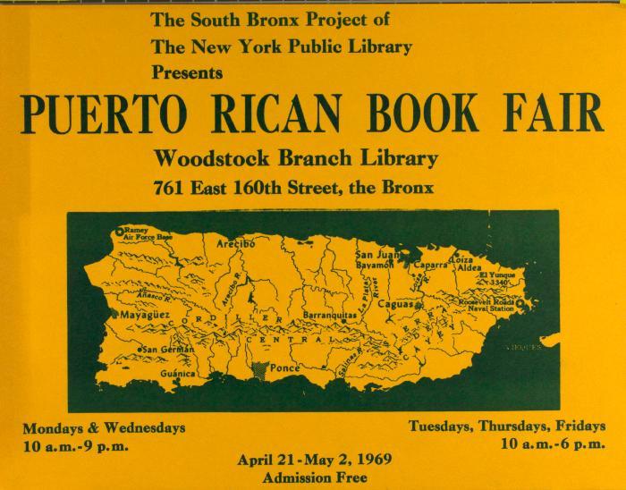 Puerto Rican Book Fair