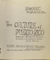 The Culture of Puerto Rico