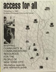 Access for All: Mapping Community and Communication Resources for the People of New York City