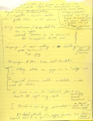 Notes on Campaign Against Reverend Rubén Díaz