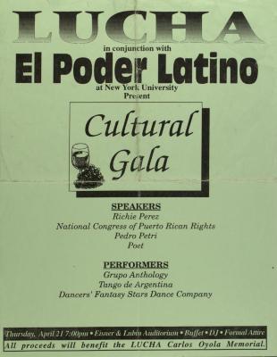 Cultural Gala