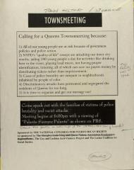 Townsmeeting