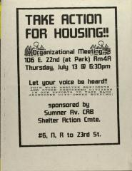 Take Action For Housing!!