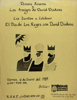 El Día de Los Reyes con David Dinkins / The Day of the Kings with David Dinkins