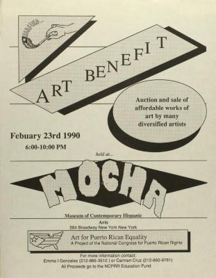 Art Benefit