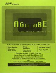 Agit tube: Producing and Using Digital Video