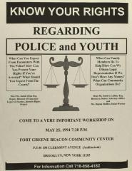 Know Your Rights Regarding Police and Youth