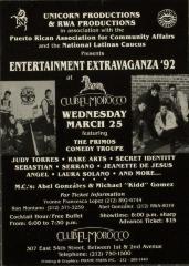 Entertainment Extravaganza '92