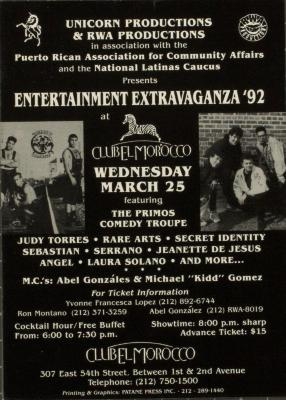 Entertainment Extravaganza '92