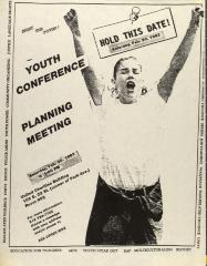 Youth Conference - Planning Meeting