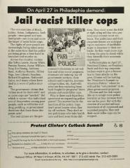 Jail Racist Killer Cops