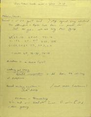 Rubén Franco - Campaign Notes