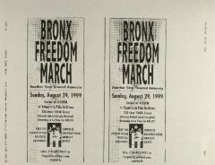 Bronx Freedom March