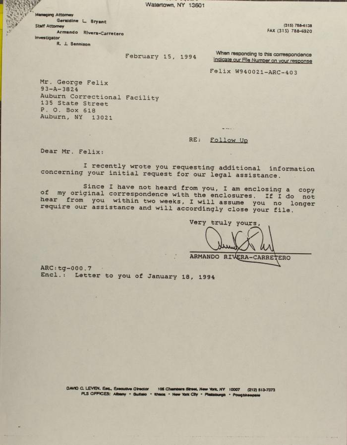 Correspondence to Félix Jorge, Jr.