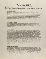 The New York Association for Gender Rights Advocacy