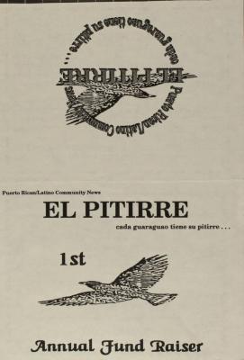 El Pitirre - 1st Annual Fund Raiser