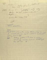 Notes of Community-Based Organization