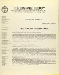 Leadership Newsletter
