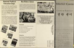 Labor/Community Center Strategy Center