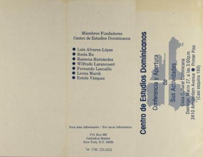 Centro de Estudios Dominicanos