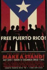 Viva Puerto Rico Libre! / Free Puerto Rico!