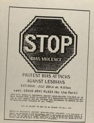 Stop Bias Violence