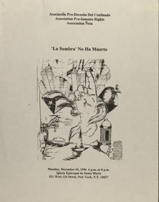 """""""La Sombra"""" No Ha Muerto / """"The Shadow"""" Has Not Died"""