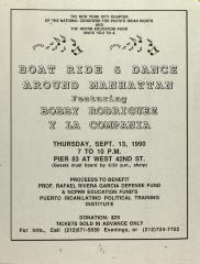 Boat Ride & Dance Around Manhattan