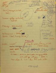 Notes on Brooklyn College and criminal justice cases