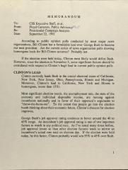 Correspondence from Community Service Society